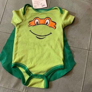Nickelodeon Green Ninja Turtle Michael Angelo